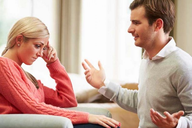 Communication Problems in Marriage Cause Broken Home